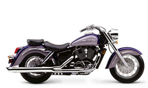 Honda® Shadow Aero