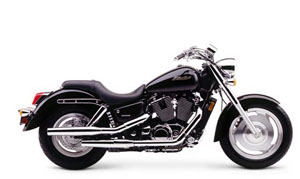 Honda® Shadow Sabre