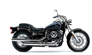 Yamaha V-Star 650 Custom (98-11)