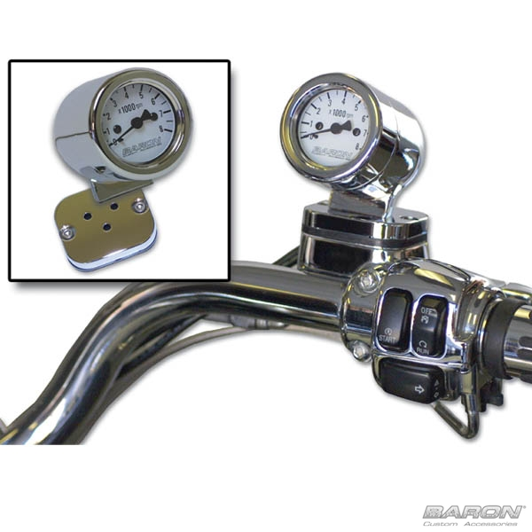 baron tachometer installation instructions