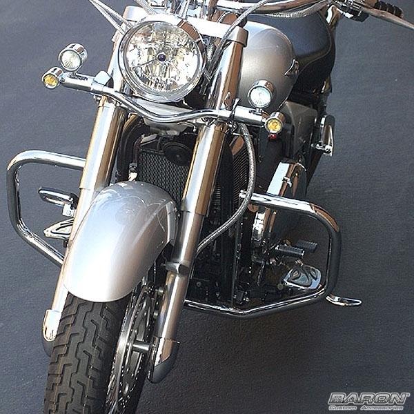Engine Guard Kawasaki Vn1500 1600 Classic Amp Mean Streak By