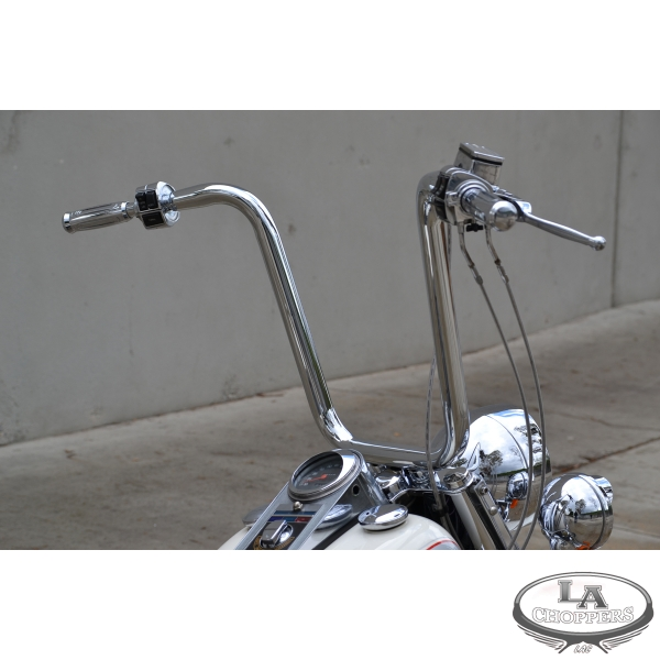 19 Quot Tree Hugger Ape Hangers Chrome By La Choppers