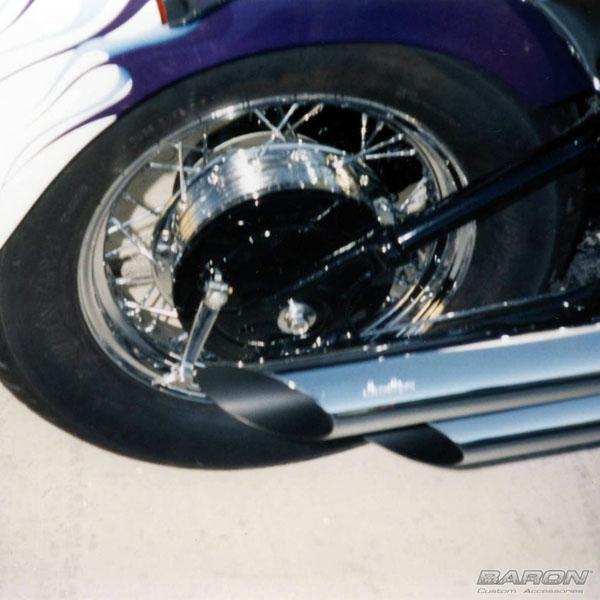 REAR LOWERING KIT<br> Yamaha V-Star 650 by - Baron Custom