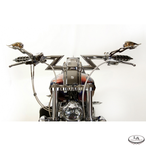 Outlaw Z Bar Chrome By La Choppers